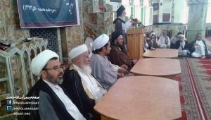 سخنرانی آیت الله سید محسن حجت در سیمینار امام صادق