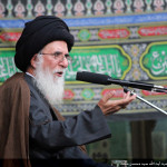 سخنرانی آیت الله سید محسن حجت در روز هفتم محرم 1394